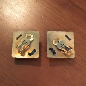 Jewelry - 3 for $30-Beautiful Clip On Earrings